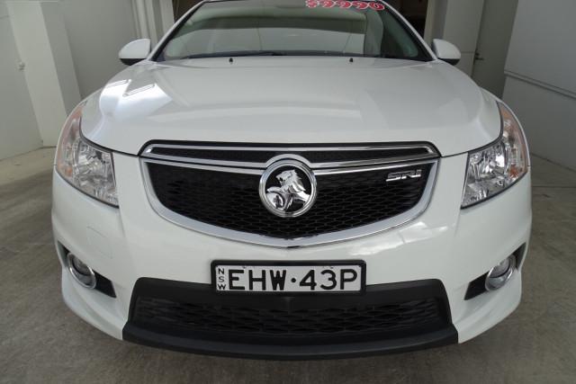 2012 Holden Cruze SRi 2 of 22