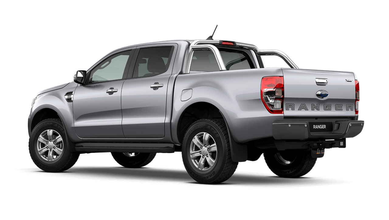 2020 MY21.25 Ford Ranger PX MkIII XLT Hi-Rider Double Cab Utility Image 6