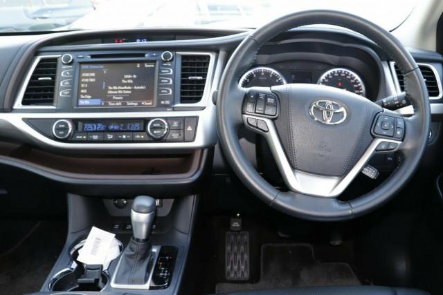 2017 Toyota Kluger GSU55R Grande AWD Wagon