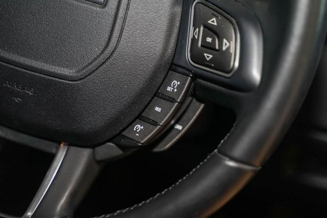 2016 Land Rover Range Rover Evoque L538 MY16.5 TD4 150 Pure Suv Image 8