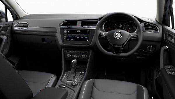 2021 Volkswagen Tiguan 5N 162TSI Highline Allspace Suv