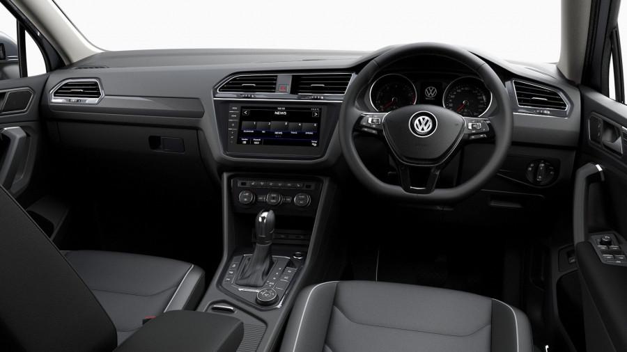 2021 Volkswagen Tiguan 5N 162TSI Highline Allspace Suv Image 8