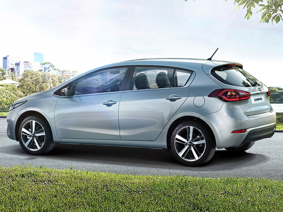 Cerato Hatch Stylish and Versatile