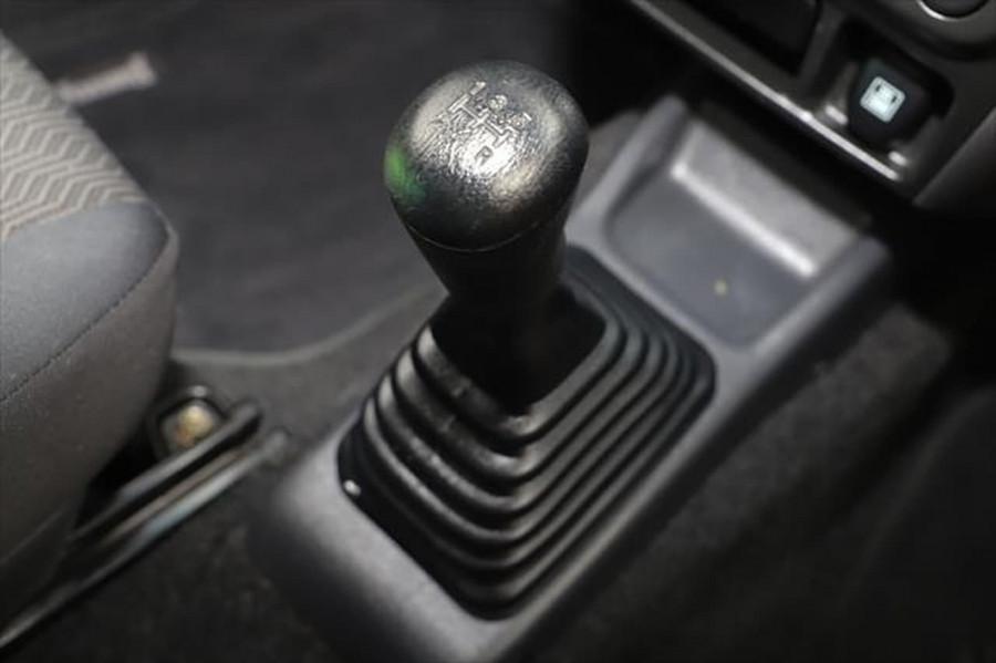 2012 Suzuki Jimny SN413 T6 Sierra Hardtop Image 16