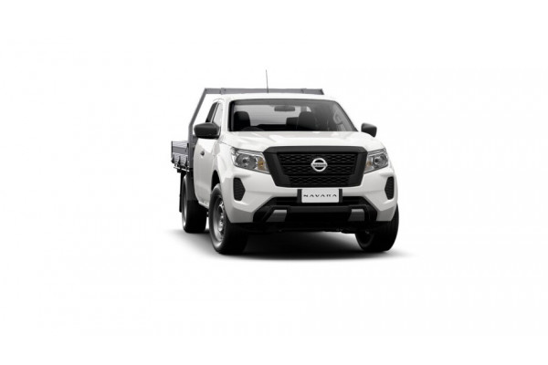 2021 Nissan Navara D23 King Cab SL Cab Chassis 4x4 Other Image 5