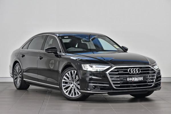 Audi A8 210kW LWB 50 3.0L TDI Quattro Tiptronic