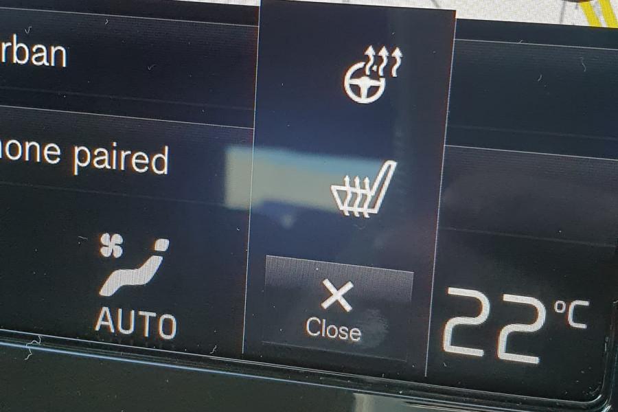 2019 MY20 Volvo XC40 XZ T4 Momentum Suv