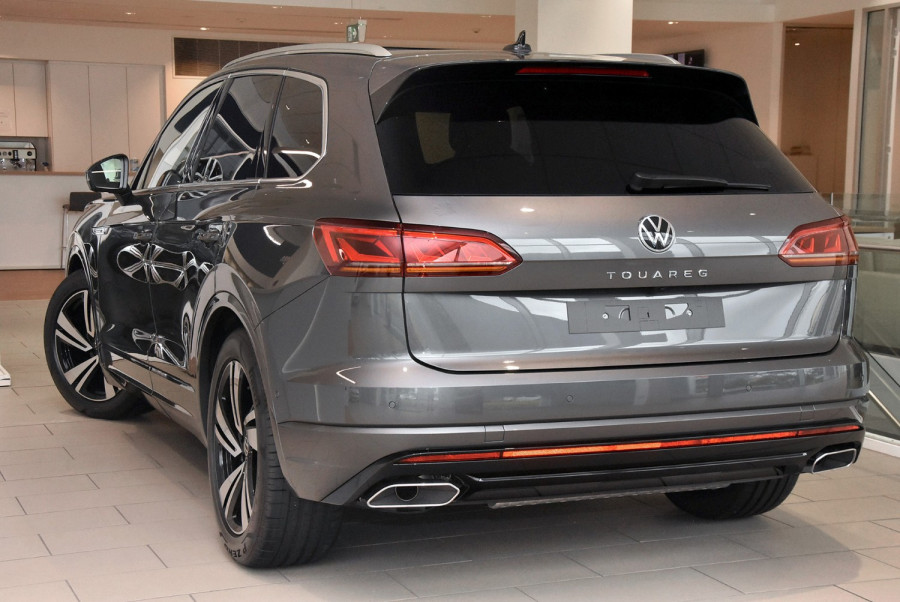 2020 MY21 Volkswagen Touareg CR 210TDI R-Line Suv Image 11