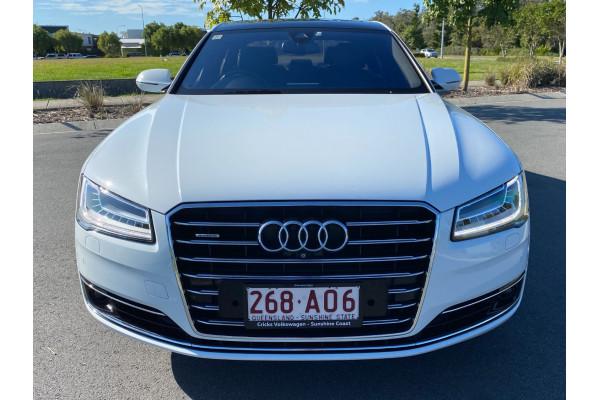 2016 MY17 Audi A8 4H  L Sedan Image 2