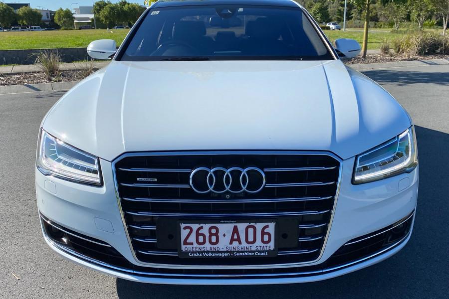 2016 Audi A8 L Image 2