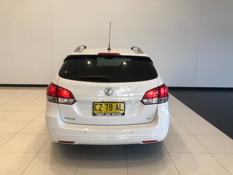 2016 Holden Cruze JH Series II CD Sportwagon