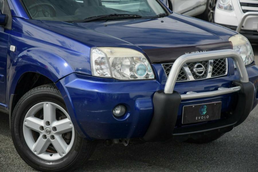 2005 Nissan X-Trail T30 II TI Suv