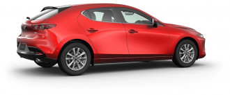 2021 Mazda 3 BP G20 Pure Hatchback image 11