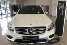 2017 Mercedes-Benz C Class X253 807MY GLC250 d Wagon Image 2