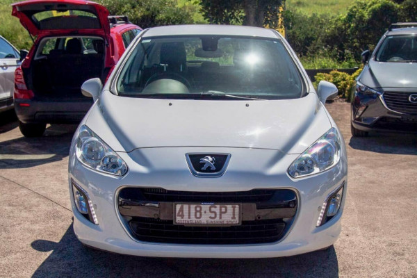 2012 Peugeot 308 Active Turbo Hatchback