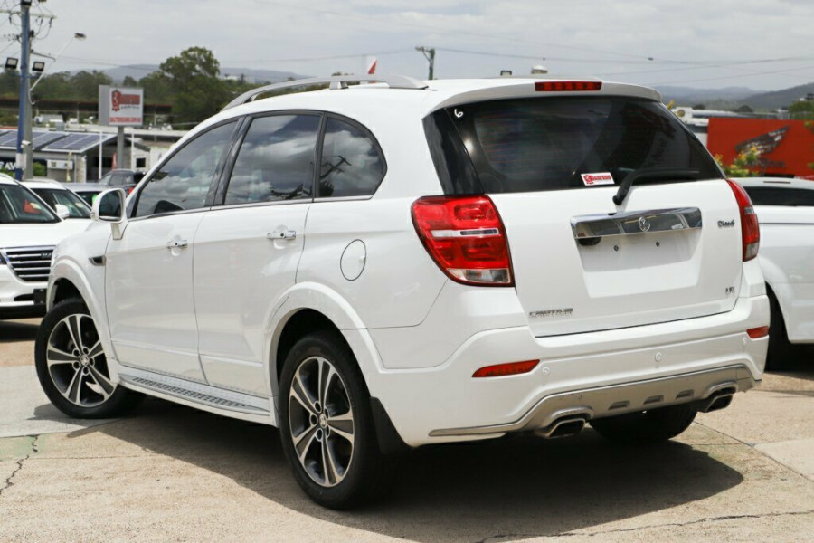 2016 MY17 Holden Captiva CG MY17 LTZ AWD Suv