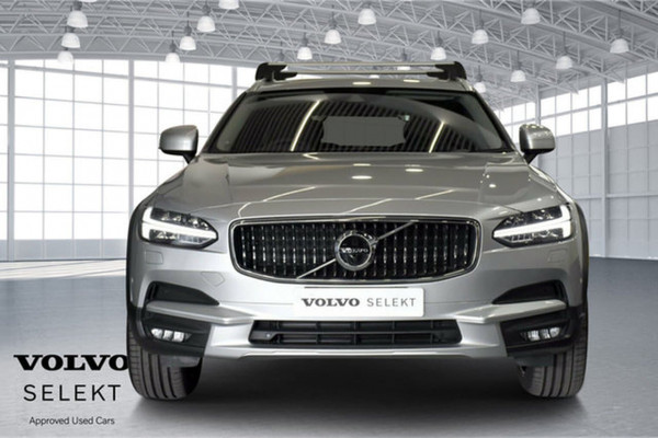 2019 Volvo V90 Cross Country (No Series) MY20 D5 Wagon Image 3