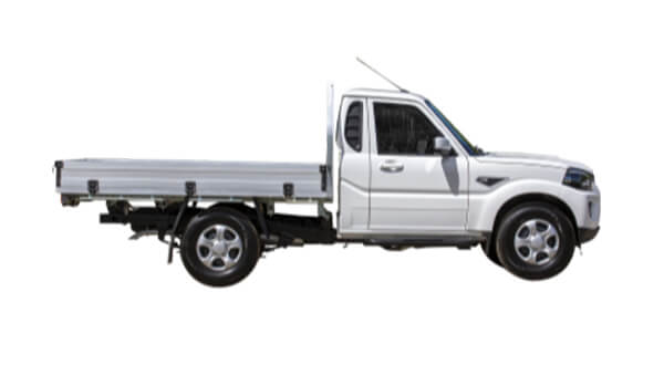 New Mahindra Pik-Up S6+ Single Cab