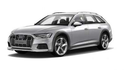 New Audi A6 allroad quattro