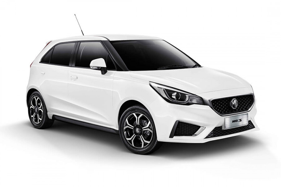 2021 MG MG3 SZP1 Excite Hatch Image 1