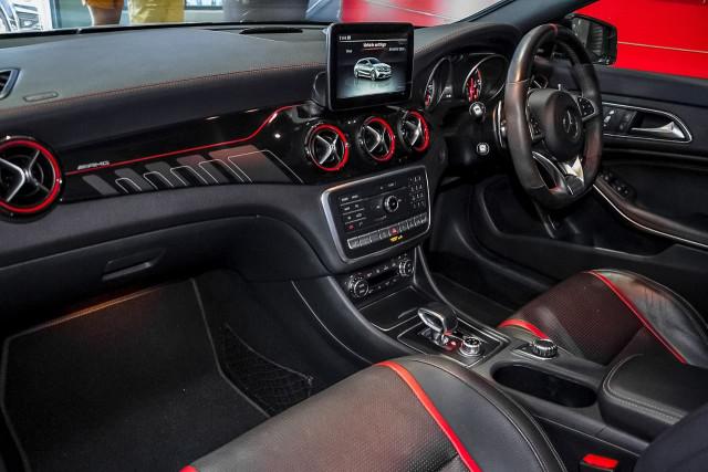 2016 Mercedes-Benz Cla-class X117 CLA45 AMG Wagon Image 8