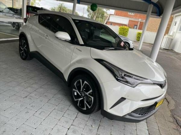 2018 Toyota C-HR Koba Suv