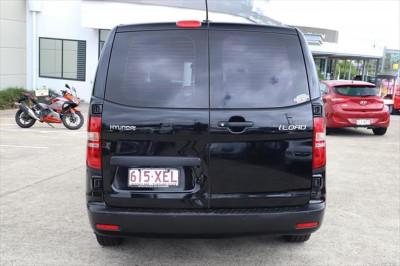 2017 Hyundai Iload TQ3-V Series II MY17 Van Image 4