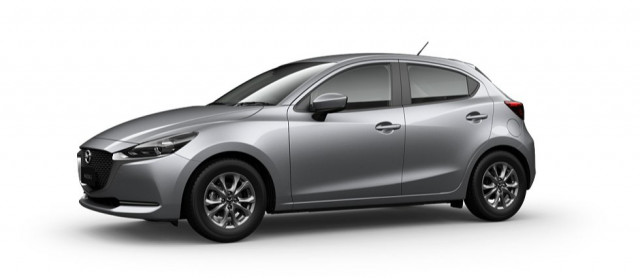 2020 Mazda 2 DJ Series G15 Pure Hatchback Mobile Image 23