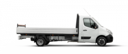 New Renault Master Cab Chassis