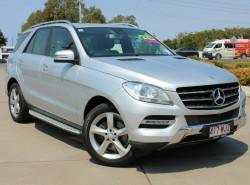 Mercedes-Benz M-Class ML250 BlueTEC 7G-Tronic + W166