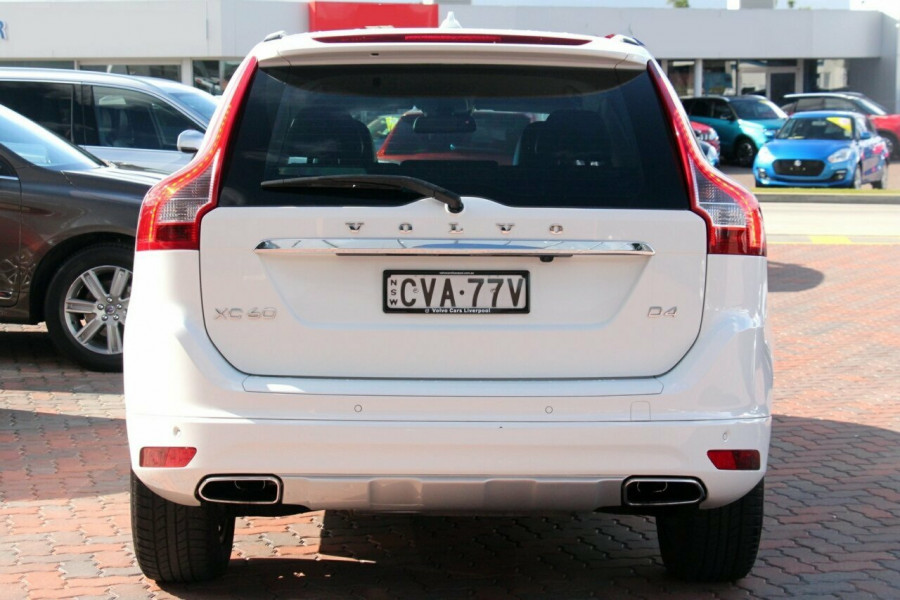 2013 Volvo XC60 DZ MY13 D4 Geartronic Teknik Suv Mobile Image 17