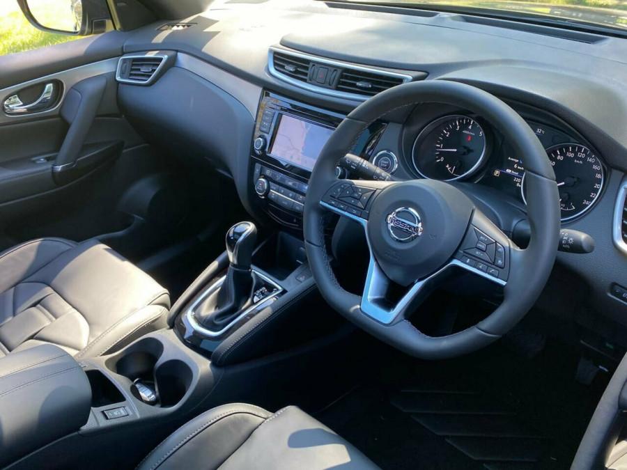 2020 MY0  Nissan QASHQAI J11 Series 3 Ti Suv Image 14