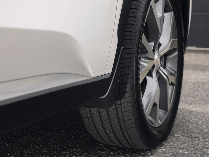 Front or rear mudflaps