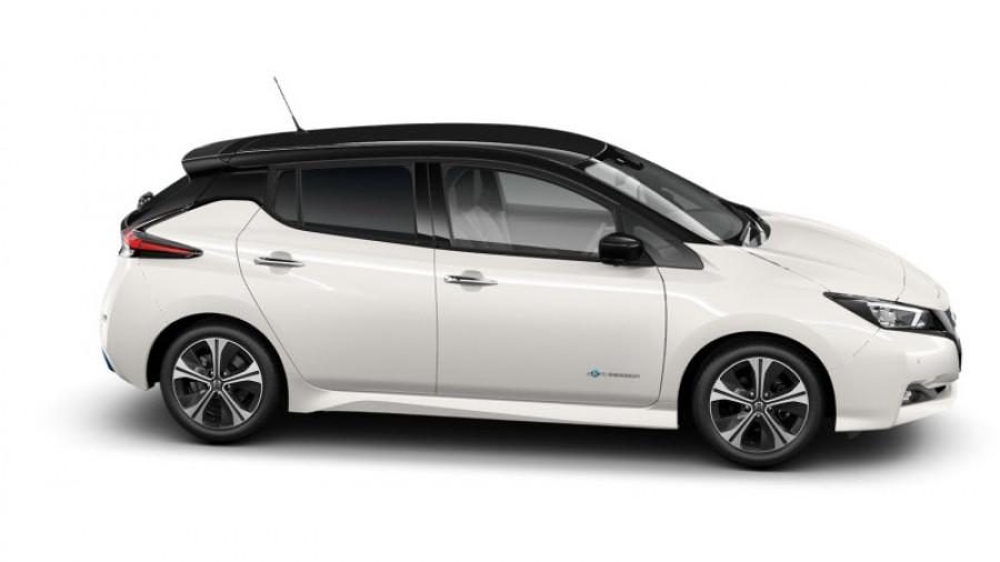 2020 Nissan LEAF ZE1 LEAF Hatchback Image 12