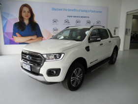 2020 MY20.25 Ford Ranger PX MKIII 2020.25MY WILDTRAK Utility