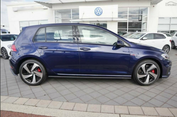 2019 MY20 Volkswagen Golf 7.5 GTI Hatchback