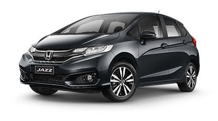 2021 Honda Jazz GF VTi-L Hatchback