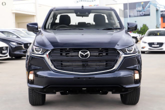 2020 MY21 Mazda BT-50 TF XT 4x4 Dual Cab Chassis Cab chassis