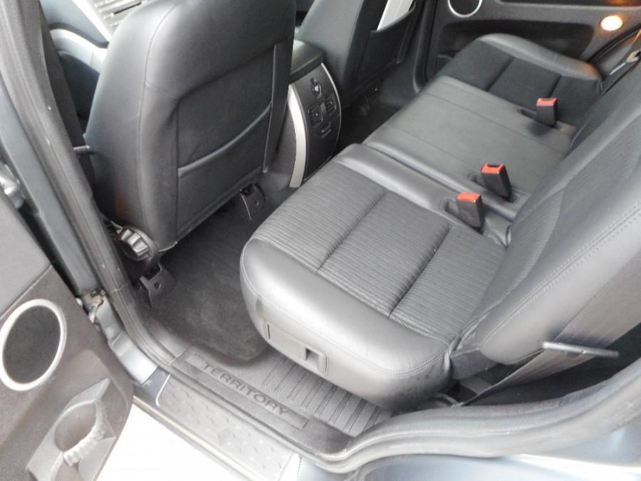 2014 Ford Territory SZ  TS RWD 2.7 T Wagon Image 14
