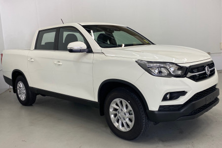 2020 SsangYong Musso XLV Q201 ELX Utility