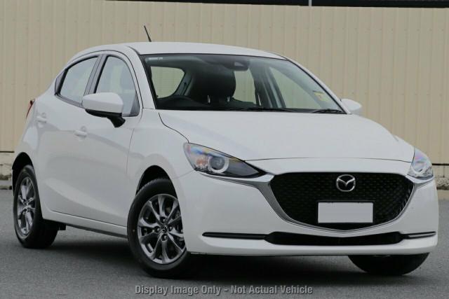 2021 MY20 Mazda 2 DJ Series G15 Pure Hatchback Mobile Image 1