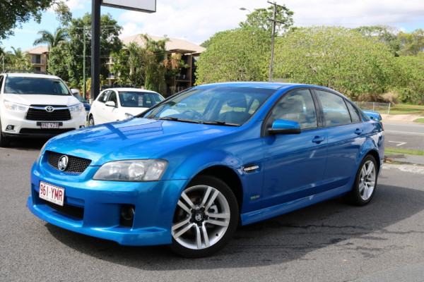 Holden Commodore SV6 VE MY09.5