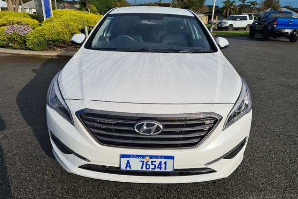 2015 MY16 Hyundai Sonata (lf) LF  Elite Sedan Image 2
