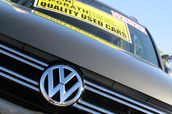 2014 Volkswagen Tiguan 5N 132TSI Pacific Suv