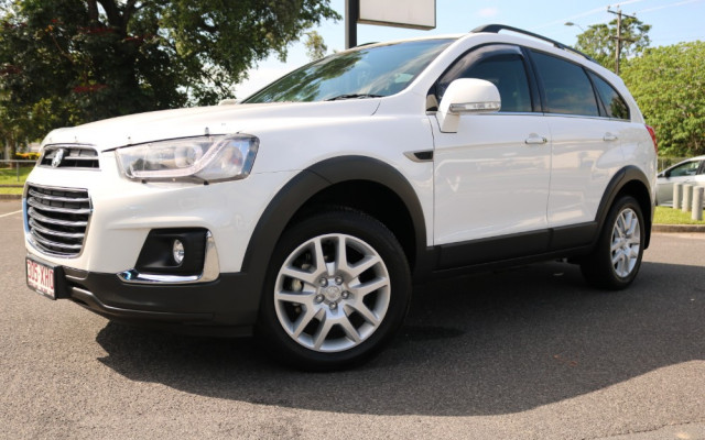 Holden Captiva ACTIVE CG MY17