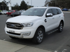 2017 Ford Everest UA TITANIUM Suv