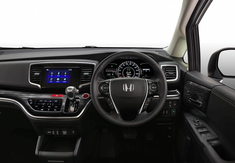 Odyssey Interior Dash