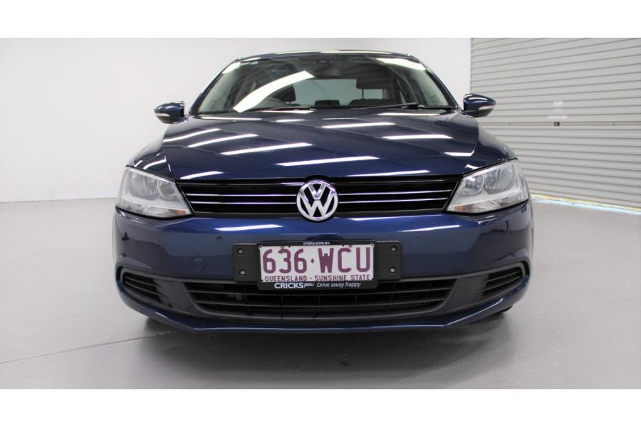 2014 Volkswagen Jetta 1B  118TSI Comfrtline Sedan