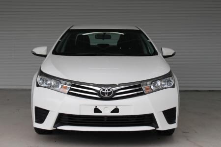 2016 Toyota Corolla ZRE172R ASCENT Sedan Image 3