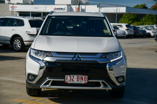 2020 MY21 Mitsubishi Outlander ZL LS Suv